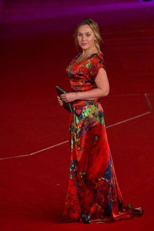 Открытие Римского кинофестиваля