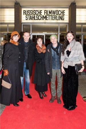 Российское кино в Берлине