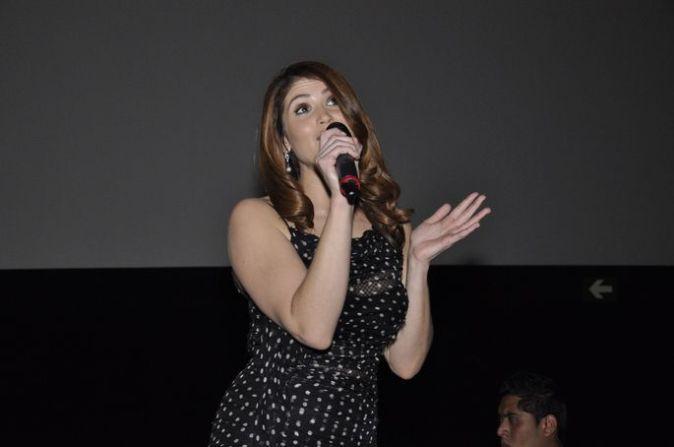Премьера «Охотников на ведьм в 3D» в Мехико