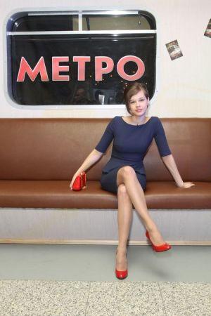 Премьера фильма-катастрофы «Метро»