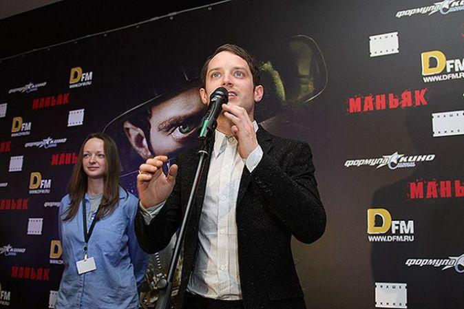 Премьера фильма «Маньяк» в Москве