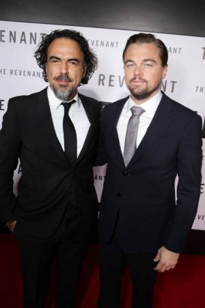 «Выживший»: Премьера в Лос-Анджелесе