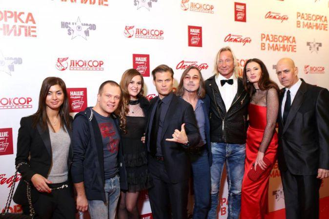 «Разборку в Маниле» встретили в Москве