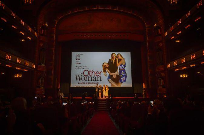 «Другая женщина»: Премьера в Амстердаме