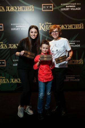 Состоялась московская премьера фильма Disney «Книга джунглей»