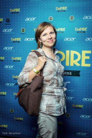 Второй день фестиваля Empire Open Cinema