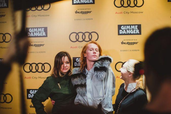 Предпремьерный показ фильма «Gimme Danger. История Игги и The Stooges»