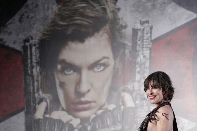 Состоялась мировая премьера фильма «Обитель зла: Последняя глава»