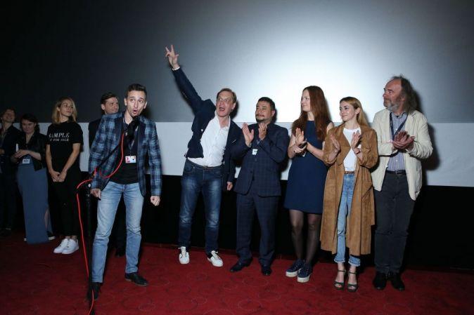 Премьера фильма «Скрипка» на 39-м ММКФ