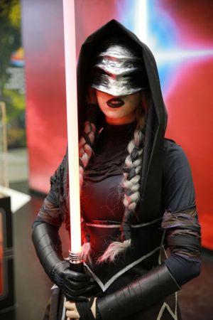 Фоторепортаж с выставки Comic Con Russia