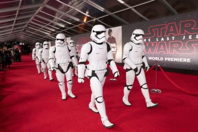 Мировая премьера фильма «Звёздные Войны: Последние джедаи»