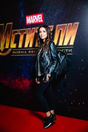 В Москве состоялась премьера блокбастера MARVEL «Мстители: Война бесконечности»