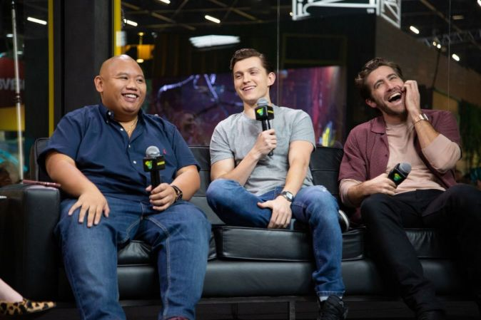 Звезды фильмов студии Sony Pictures на ежегодном фестивале Comic Con Brazil