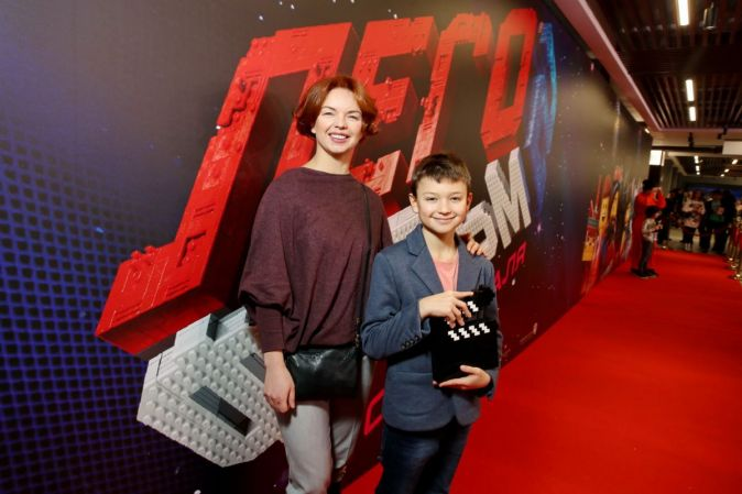 Премьера фильма «Лего Фильм 2»