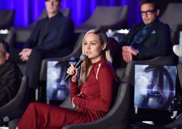 Фоторепортаж с пресс-конференции по долгожданному фильму MARVEL «Мстители: Финал»