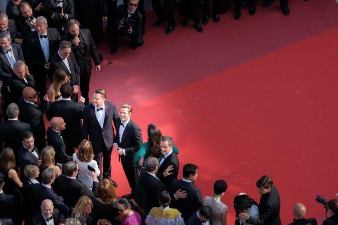 Премьера фильма «Однажды… в Голливуде» на Каннском кинофестивале
