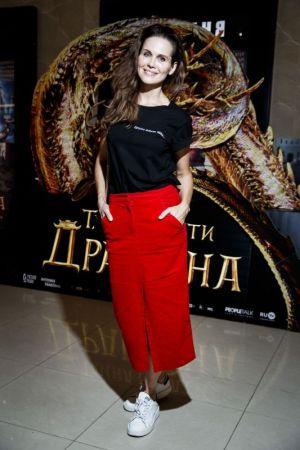 Премьера фильма «Тайна печати дракона» в Москве