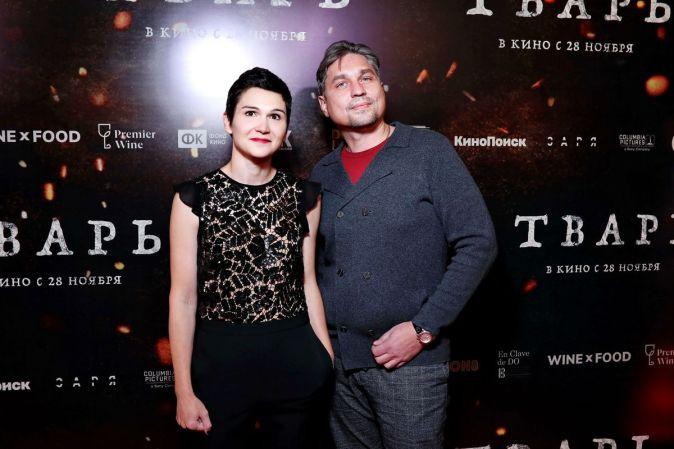 Премьера фильма «Тварь» в Москве
