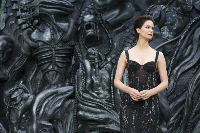 «Чужой. Завет»: Мировая премьера в Лондоне