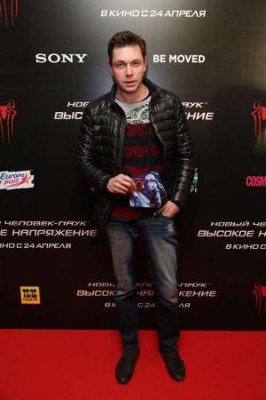 Премьера фантастического экшна «Новый Человек-паук: Высокое напряжение» в Москве