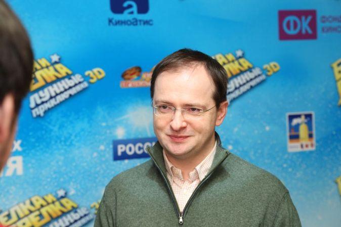 Министр культуры РФ отправил собак в космос