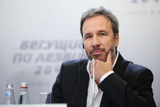 Режиссер фильма «Бегущий по лезвию 2049» Дени Вильнёв впервые в Москве