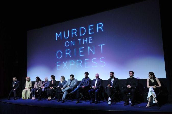 «Убийство в Восточном экспрессе»: Презентация в Лондоне