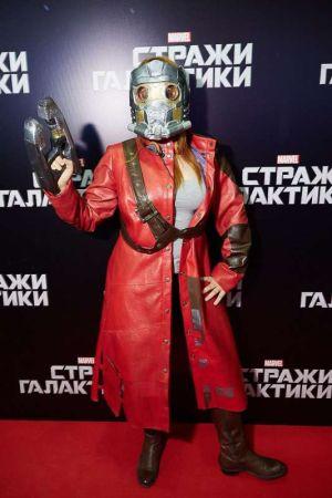 Московская премьера «Стражей Галактики»