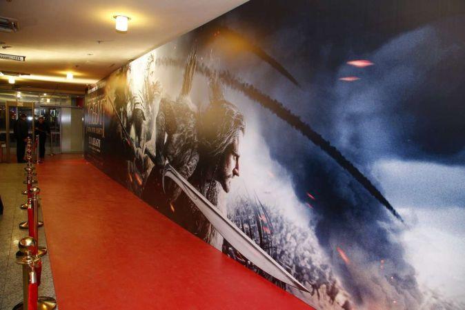 Российская премьера фильма «Хоббит: Битва пяти воинств»