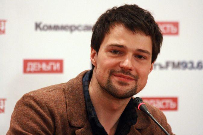 Данила Козловский представил «Академию вампиров»