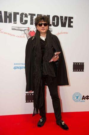 Майкл Питт представил в Москве «Гангста Love»