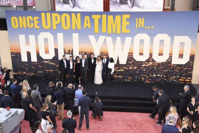 Премьера 9-го фильма Квентина Тарантино «Однажды… в Голливуде» в Лос-Анджелесе