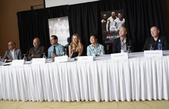 Мировая премьера фильма «Кровью и потом: Анаболики» в Майами
