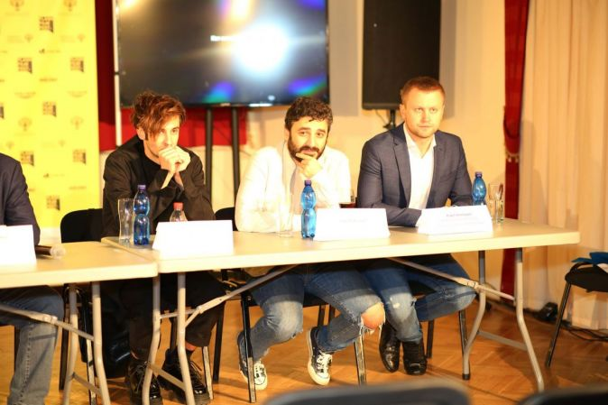 Мировая премьера фильма «Кома» в Чехии