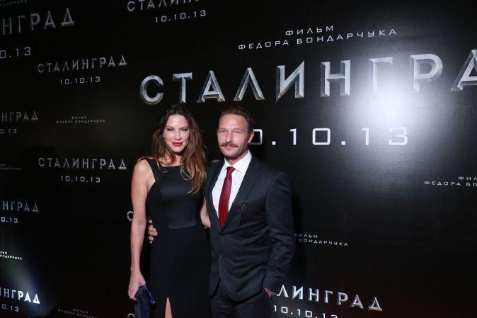 Премьера фильма «Сталинград» в Москве