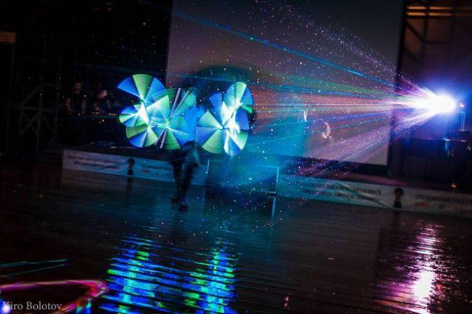 Ночь Стивена Кинга в парке искусств Музеон