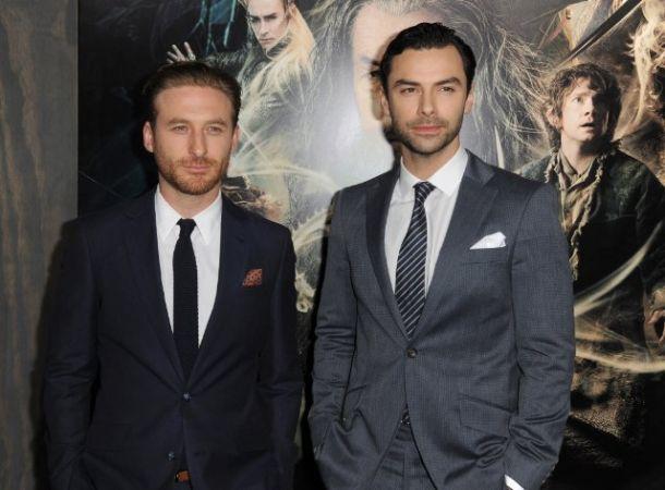 Мировая премьера фильма «Хоббит: Пустошь Смауга» в Лос-Анджелесе