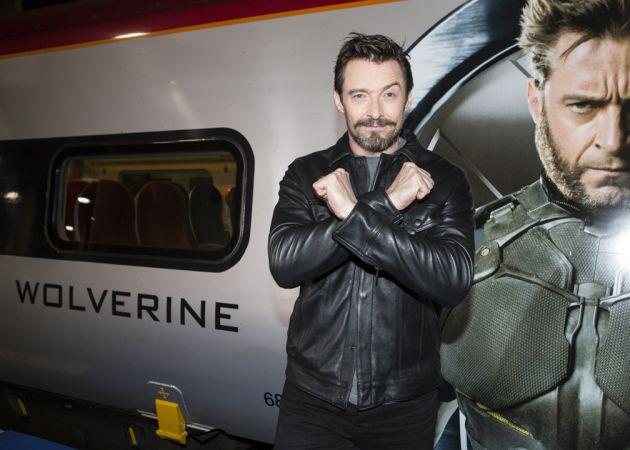 В Лондоне запустили поезд «Люди Икс»
