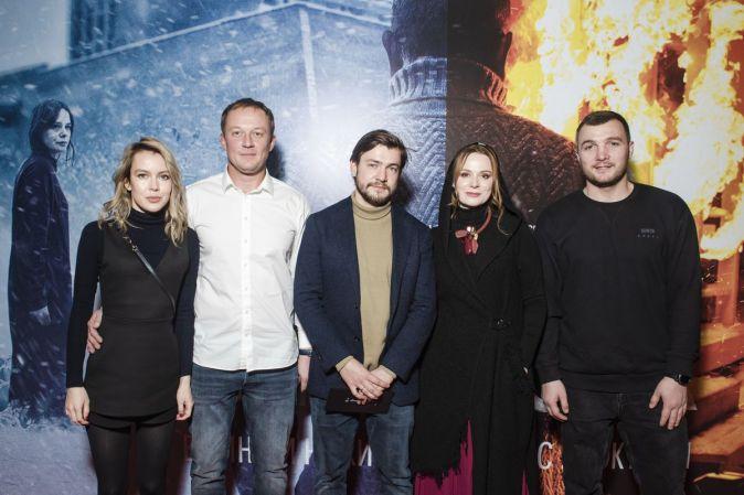 Премьерный показ фильма «Сторож» Юрия Быкова в Москве