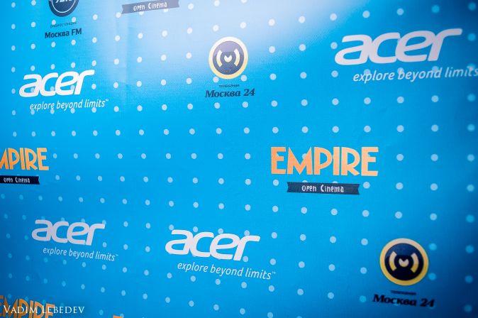Премьера фильма «Шесть раз» на фестивале Empire Open Cinema