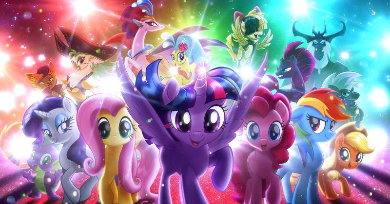 Рецензия на my little pony 4223