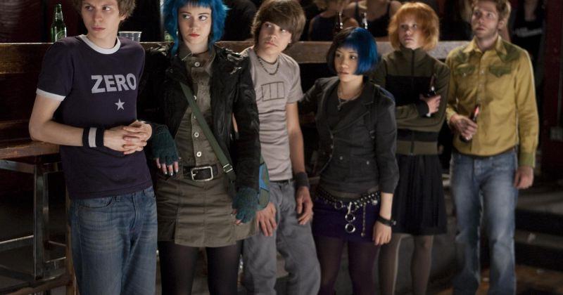 Звезды «Скотта Пилигрима» воссоединились в честь 10-летия фильма