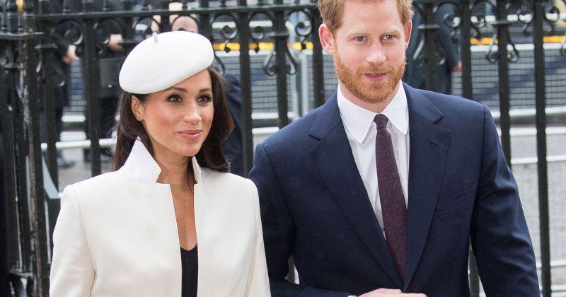 Раскрыты детали первого проекта принца Гарри и Меган Маркл для Netflix