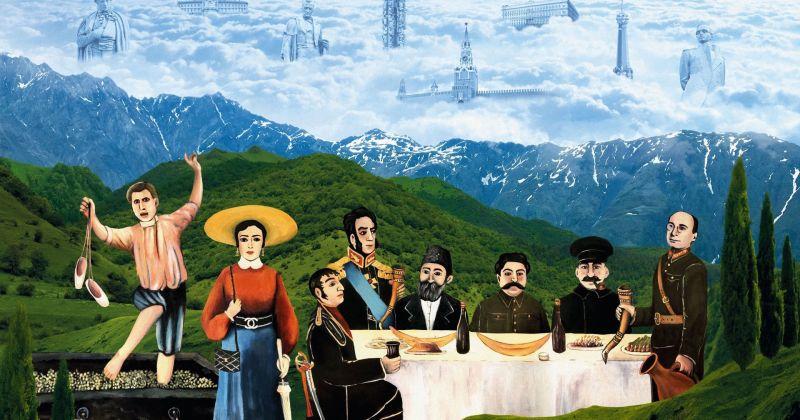 Леонид Парфенов поделился в Сети первой частью фильма «Русские грузины»