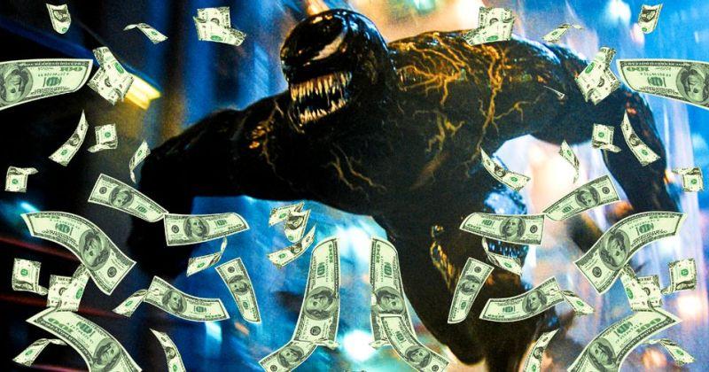 «Веном 2» заработал 100 млн долларов в прокате США и догнал рекорд «Шан-Чи»