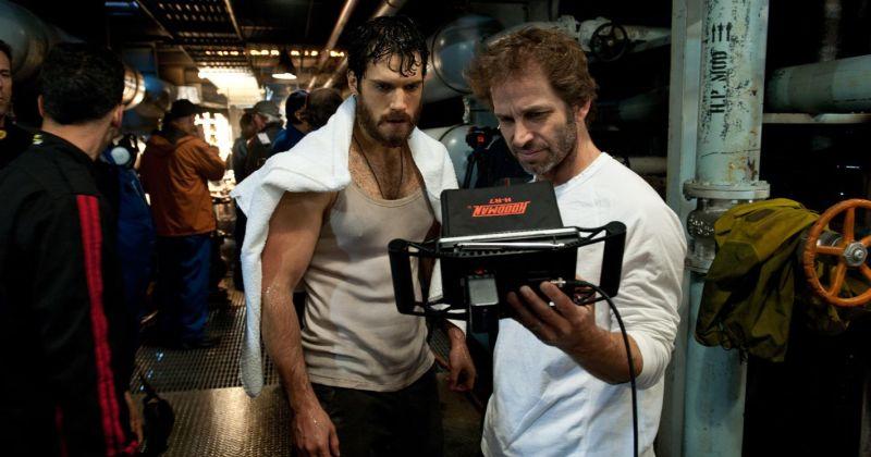 HBO Max выпустил мини-фильм о создании «Лиги справедливости» Зака Снайдера