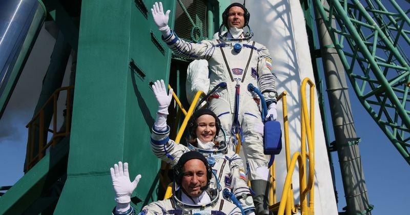 МКС потеряла и восстановила ориентацию в пространстве накануне обратного полёта Пересильд и Шипенко