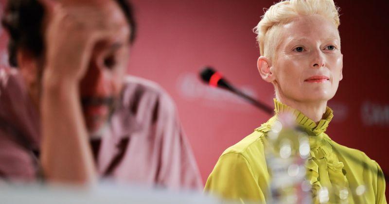 Тильду Суинтон наградят «Золотым львом» за карьерные достижения