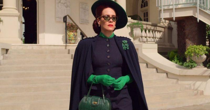 Появился финальный трейлер «Сестры Рэтчед», приквела «Пролетая над гнездом кукушки»