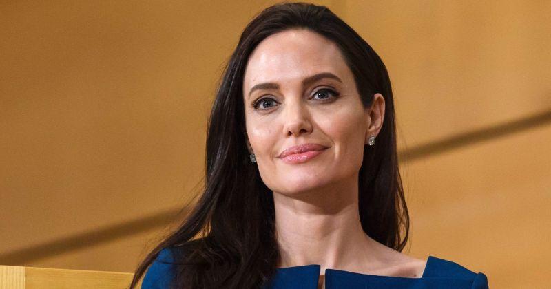 Анджелина Джоли продала картину Уинстона Черчилля за рекордную сумму